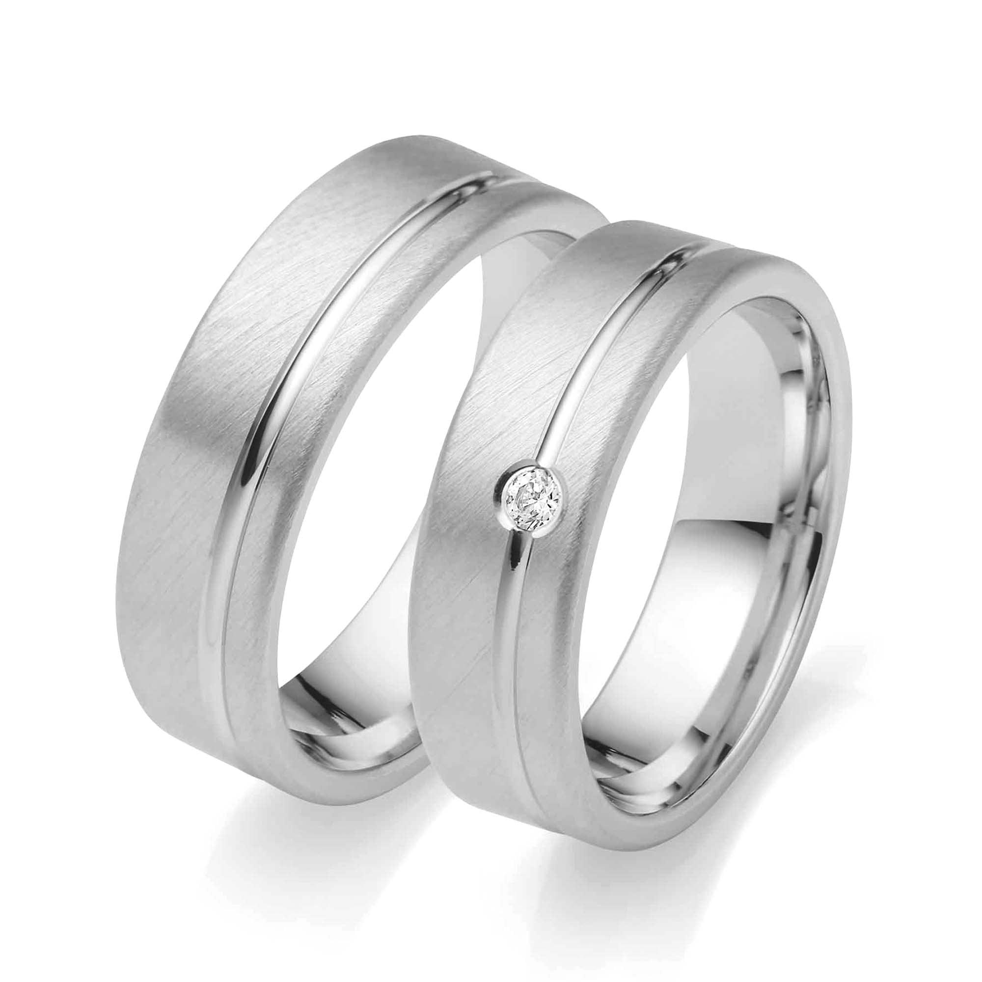 Juwelier Kraemer Freundschaftsringe 925 Silber 66 Mm Juwelier