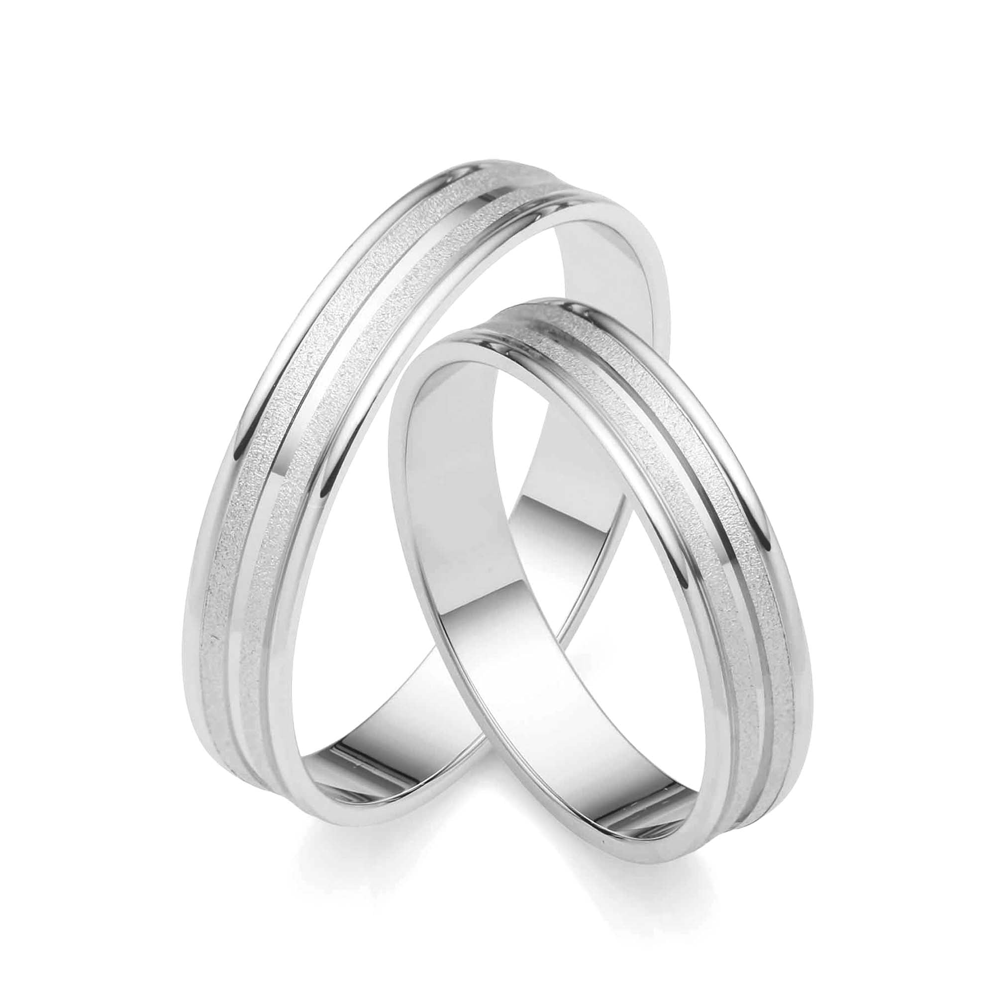 Juwelier Kraemer Freundschaftsringe 925 Silber 51 Mm Juwelier
