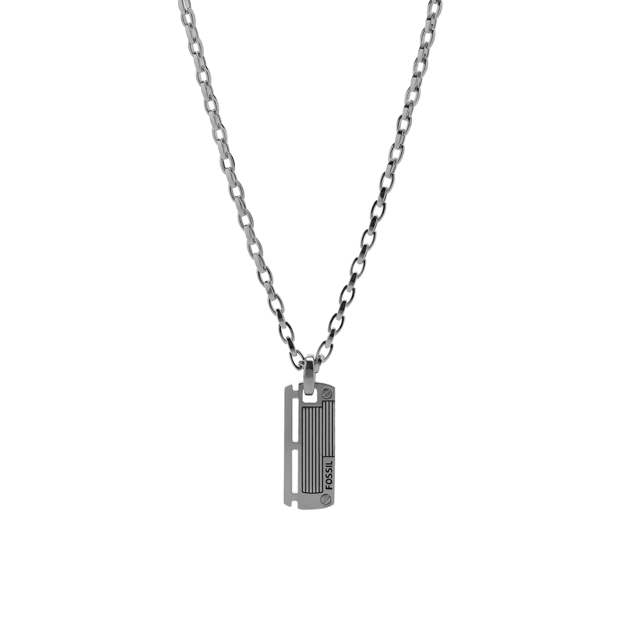 93168dbddd04 Fossil Kette MENS DRESS – JF84466040   Juwelier Kraemer Onlineshop