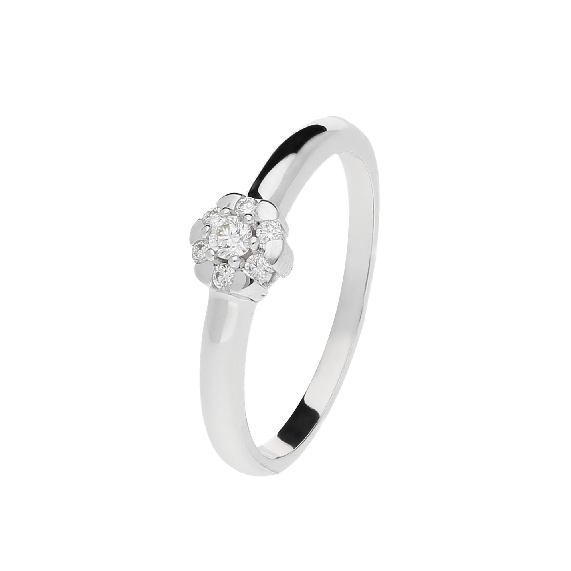 Juwelier Kraemer – Ring Diamant 52 mm –