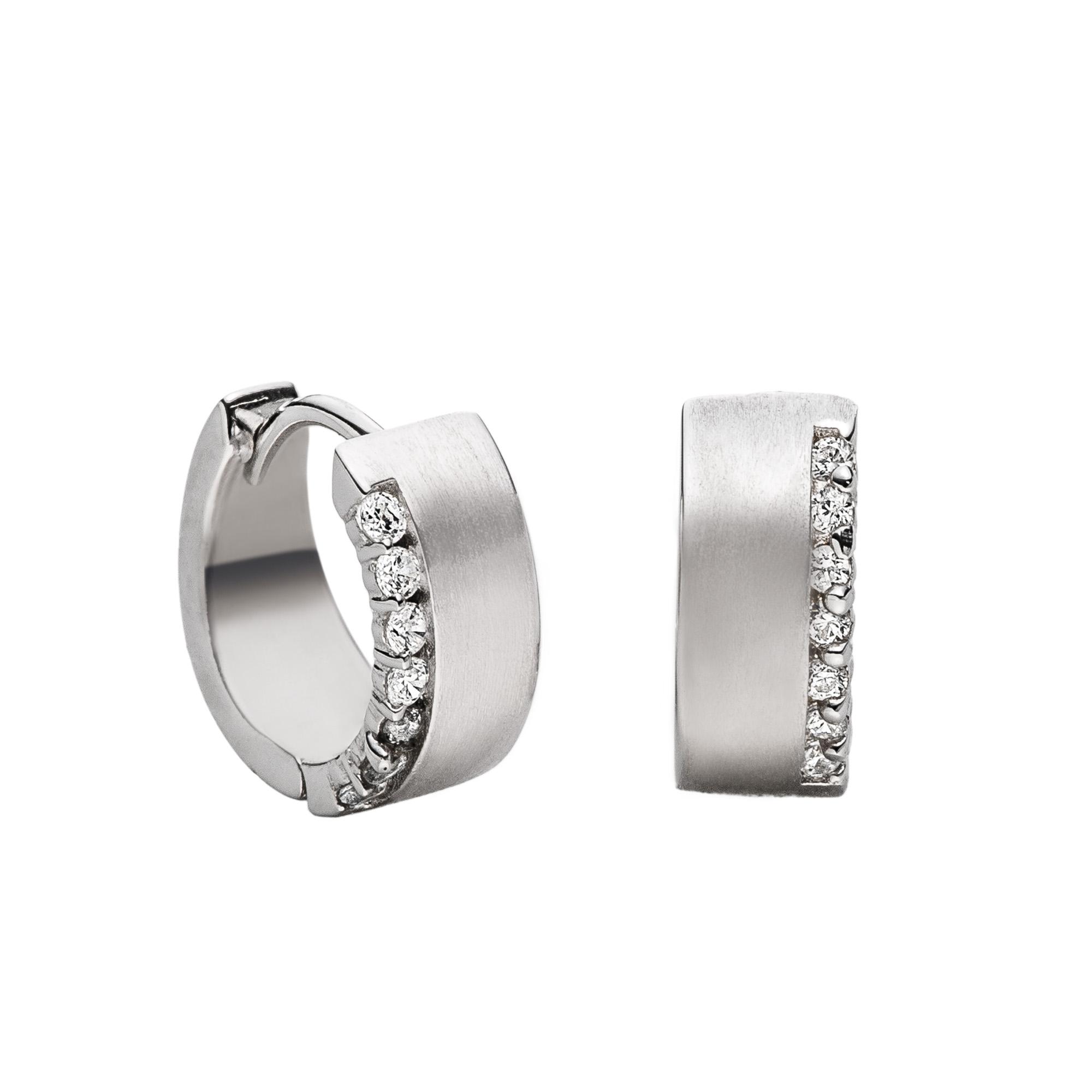 Juwelier Kraemer Ohrringe Zirkonia 925 Silber Juwelier Kraemer
