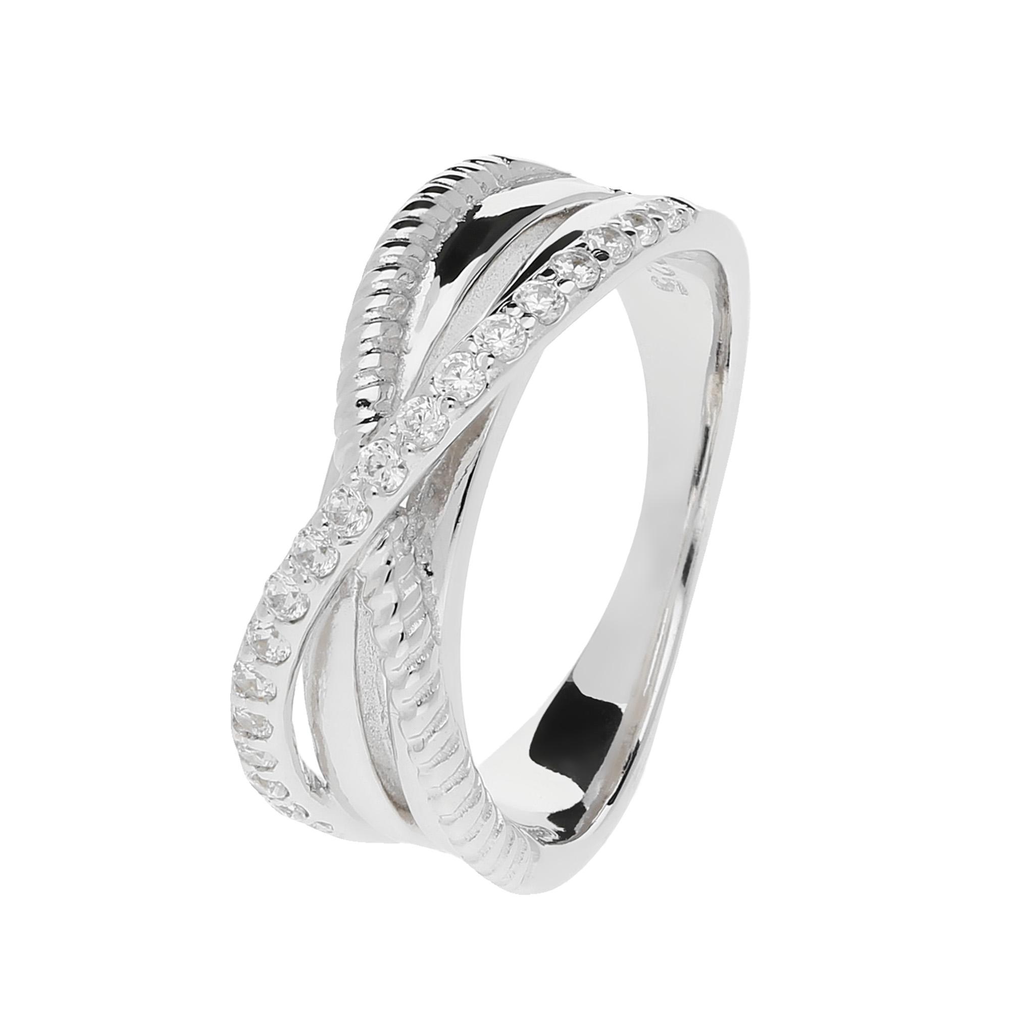 Juwelier Kraemer Ring Zirkonia 925 Silber 52 Mm Juwelier