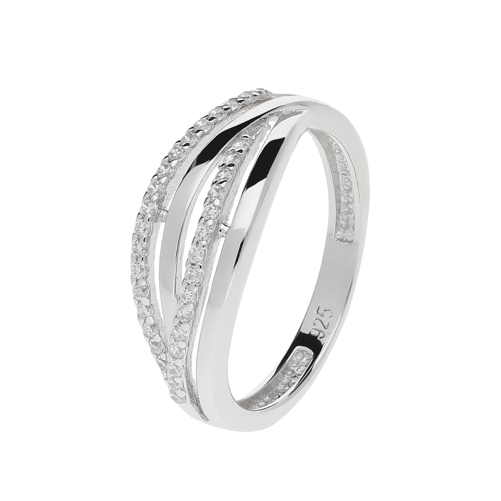 Juwelier Kraemer Ring Zirkonia 925 Silber 54 Mm Juwelier