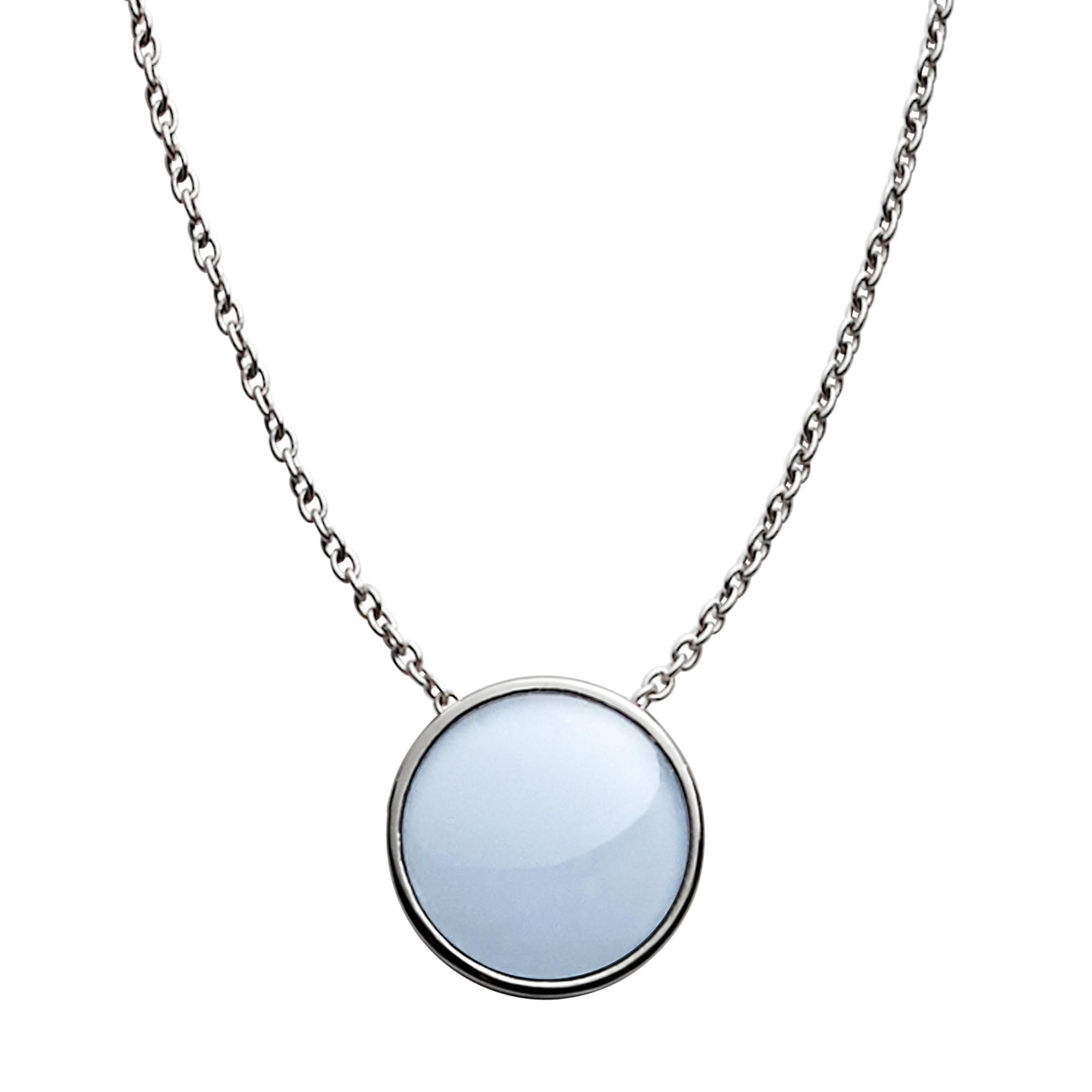 skagen kette sea glass skj0790040 juwelier kraemer onlineshop. Black Bedroom Furniture Sets. Home Design Ideas