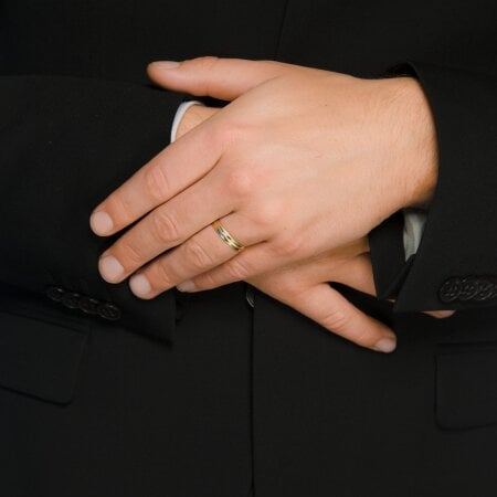 Juwelier Kraemer Trauringe ELBA 333/ - Gold