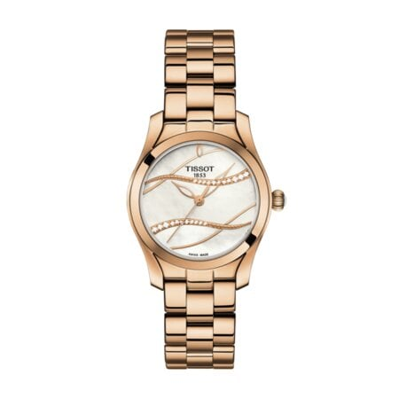 Tissot Uhr T-Wave – T1122103311100