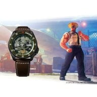 Seiko Uhr GUILE - Street Fighter L.E. – SRPF21K1