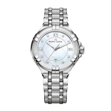 Maurice Lacroix Uhr Diamant Aikon Ladies – AI1004-SS002-170-1
