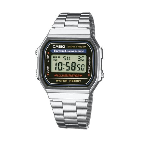Casio Uhr Retro – A168WA-1YES