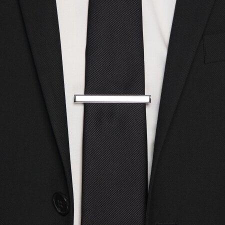 Juwelier Kraemer Krawattenklammer 925/ - Silber