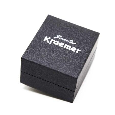 Juwelier Kraemer Ring Diamant 585/ - Gold – zus. ca. 0,20 ct – 54 mm