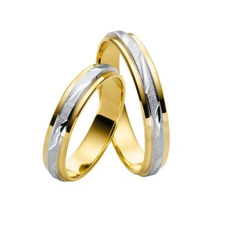 Juwelier Kraemer Trauringe VENEDIG 333/ - Gold
