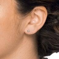 Juwelier Kraemer Ohrringe Diamant 585/ - Gold – zus. ca. 0,22 ct