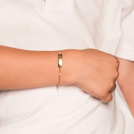 Juwelier Kraemer Armband 333/ - Gold