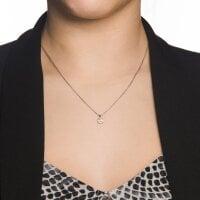 Juwelier Kraemer Kette Diamant 585/ - Gold – zus. ca. 0,23 ct