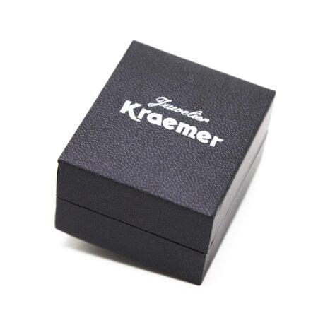 Juwelier Kraemer Ring Zirkonia 333/ - Gold – 54 mm