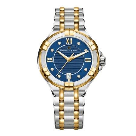 Maurice Lacroix Uhr Diamant Aikon Ladies – AI1006-PVY13-450-1