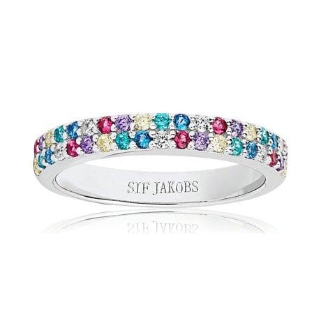Sif Jakobs Ring Zirkonia Corte – SJ-R10762-XCZ/52 – 52 mm