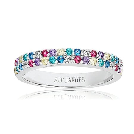 Sif Jakobs Ring Zirkonia Corte – SJ-R10762-XCZ/56 – 56 mm