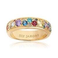Sif Jakobs Ring Zirkonia Novara – SJ-R1062-XCZ(YG)