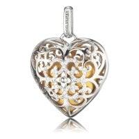 Engelsrufer Anhänger Zirkonia You take my Heart – ERP-09-HEART-ZI-L
