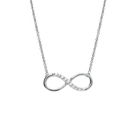 Juwelier Kraemer Kette Diamant 375/ - Gold – zus. ca. 0,05 ct
