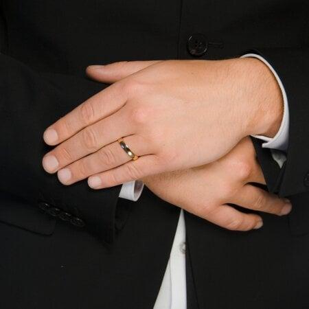 Juwelier Kraemer Trauringe TURIN 585/ - Gold