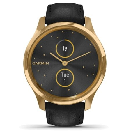 Garmin Uhr Vivomove Luxe – 010-02241-02