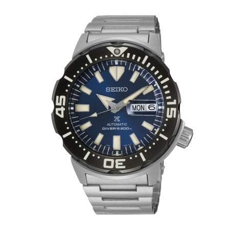 Seiko Uhr Prospex Automatik Diver's – SRPD25K1