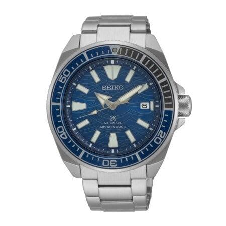Seiko Uhr Prospex Save the Ocean – SRPD23K1