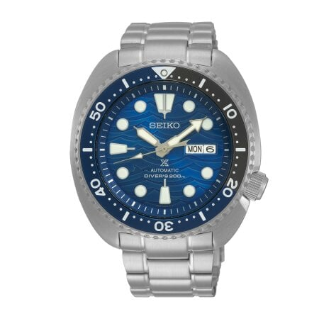 Seiko Uhr Save the Ocean – SRPD21K1
