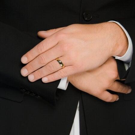 Juwelier Kraemer Trauringe MAILAND 585/ - Gold