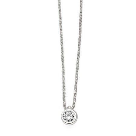 Juwelier Kraemer Kette Diamant 585/ - Gold – ca. 0,30 ct