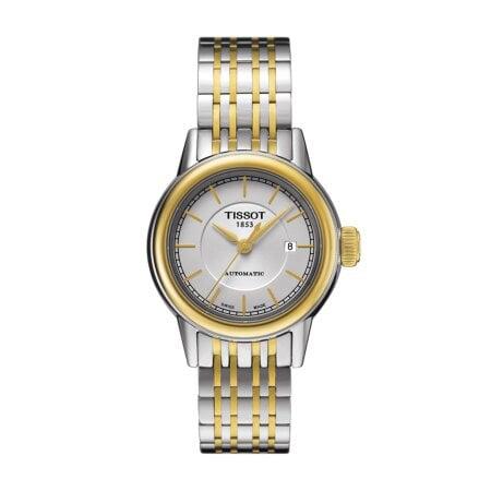 Tissot Uhr Carson Automatic Lady – T0852072201100