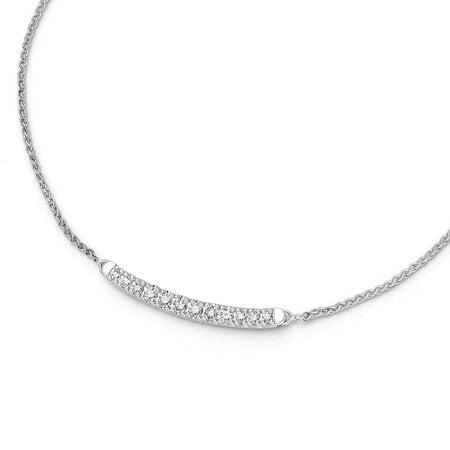 Juwelier Kraemer Kette Diamant 585/ - Gold – zus. ca. 0,25 ct