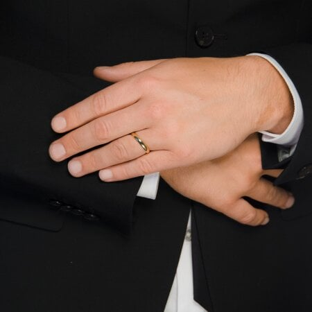 Juwelier Kraemer Trauringe AACHEN 585/ - Gold