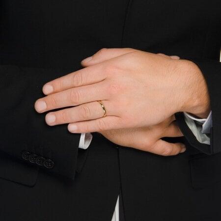 Juwelier Kraemer Trauringe MAINZ 585/ - Gold