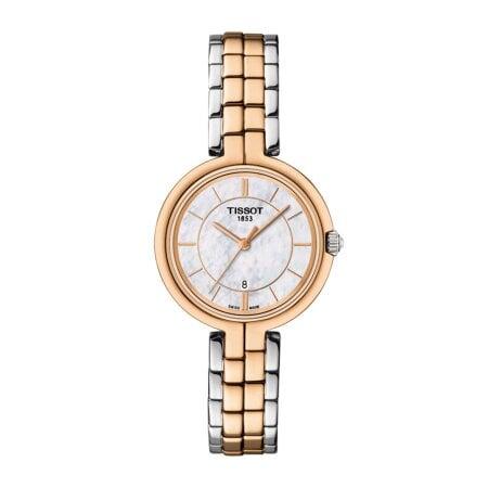 Tissot Uhr Flamingo – T0942102211100