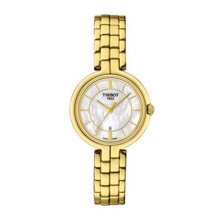 Tissot Uhr Flamingo – T0942103311100
