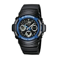 Casio Uhr Blue Devil – AW-591-2AER
