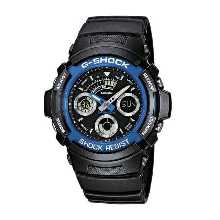 Casio Uhr Blue Devil – AW-591-2AER