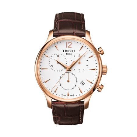 Tissot Uhr Tradition Chronograph – T0636173603700