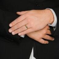 Juwelier Kraemer Trauring 585/ - Gold – 54 mm