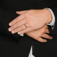 Juwelier Kraemer Trauring 585/ - Gold – 63 mm