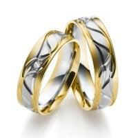 Juwelier Kraemer Trauringe Toskana 585/ - Gold
