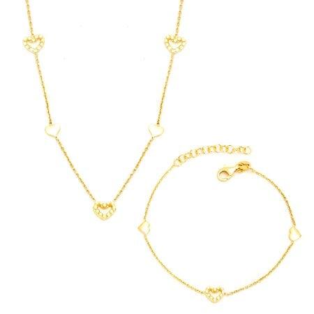 Juwelier Kraemer Set 925/ - Silber