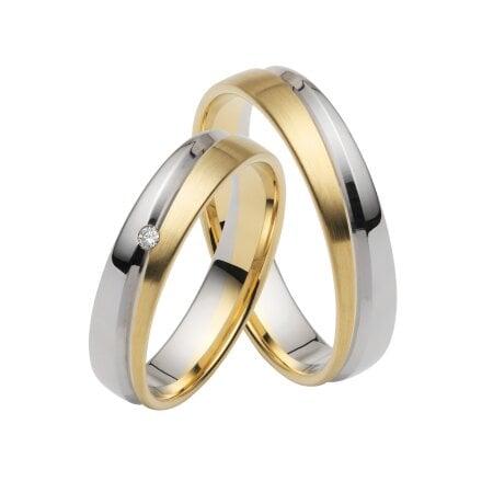 Juwelier Kraemer Trauringe COMO 333/ - Gold