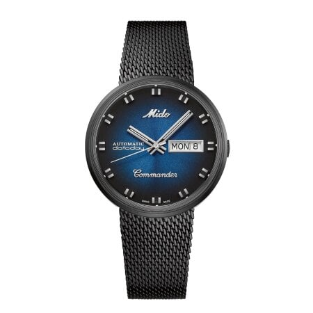 Mido Uhr Commander Blue Shade – M842932511