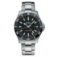 Mido Uhr Ocean Star GMT – M0266291105101
