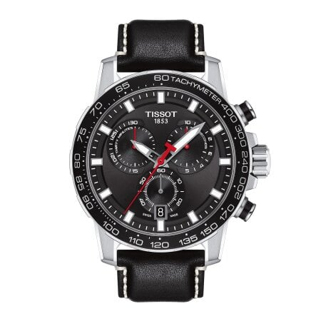 Tissot Uhr Supersport Chrono – T1256171605100